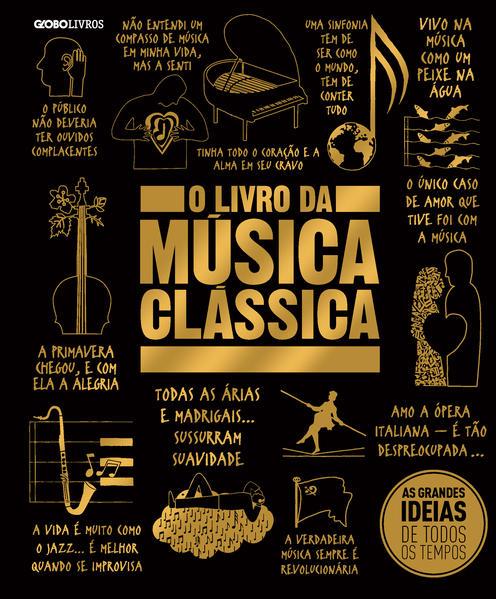 O livro da música clássica, livro de Vários
