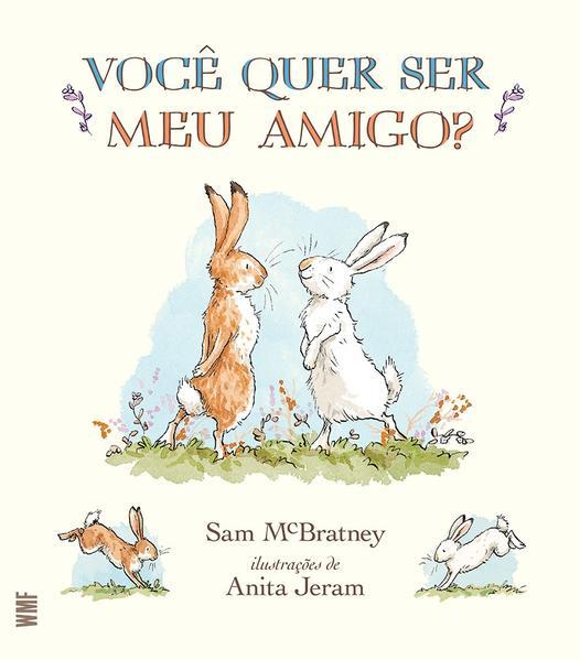 Você quer ser meu amigo?, livro de Sam McBratney