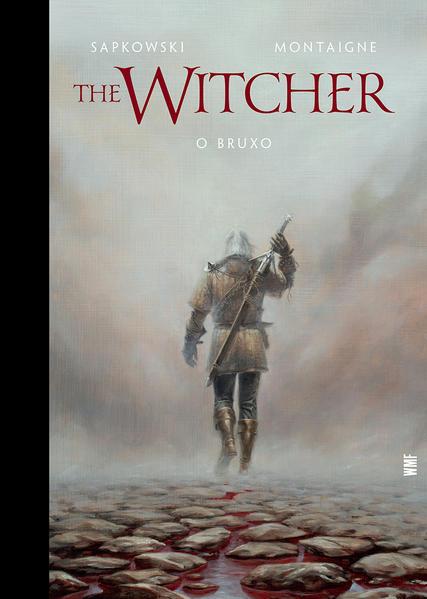 O Bruxo - The Witcher (capa dura), livro de Andrzej Sapkowski