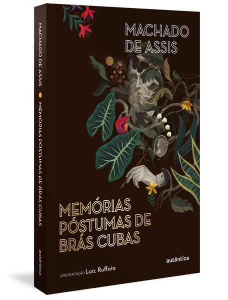 Memórias póstumas de Brás Cubas, livro de Machado de Assis