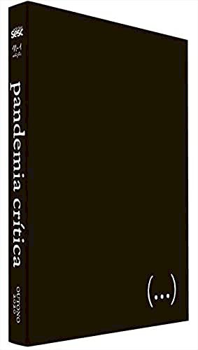 Pandemia crítica: outono 2020, livro de Peter Pal Pelbart (org.)