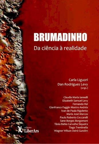 Brumadinho: da ciência à realidade, livro de Dan Rodrigues Levy, Carla Liguori (orgs.)