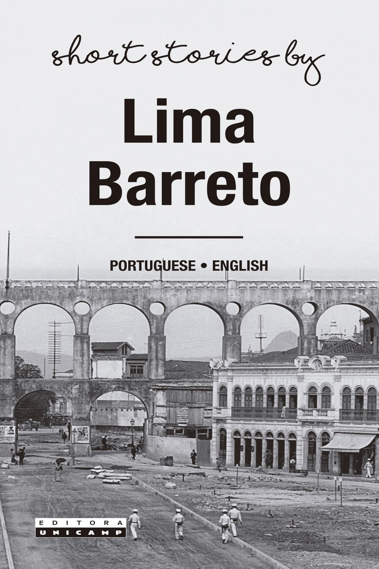 Contos de Lima Barreto (ed. bilíngue), livro de Lima Barreto