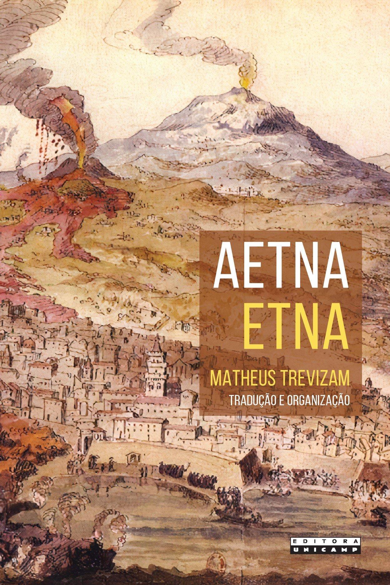 Aetna / Etna, livro de Matheus Trevizam