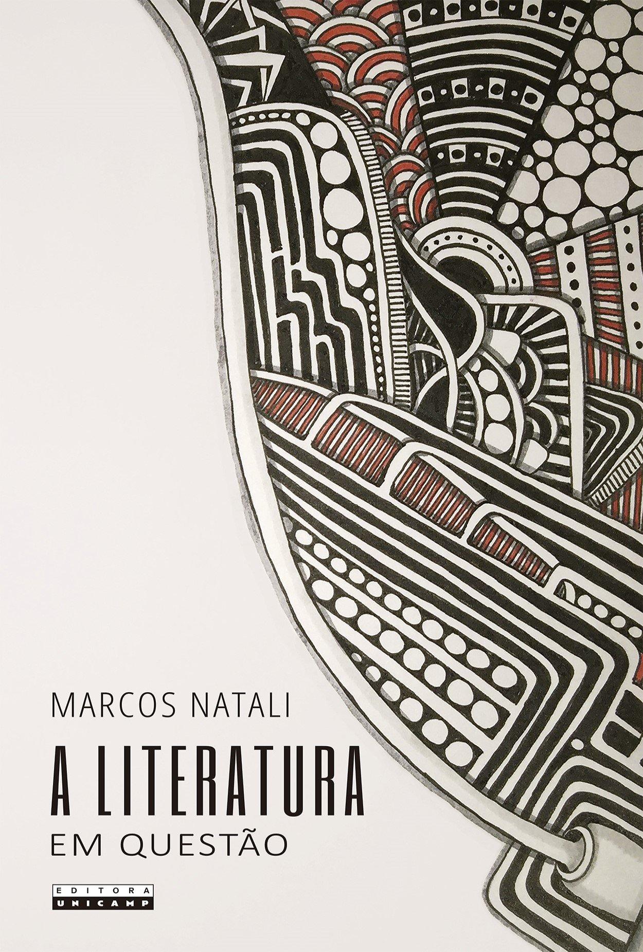 A literatura em questão. Sobre a responsabilidade da instituição literária, livro de Marcos Natali