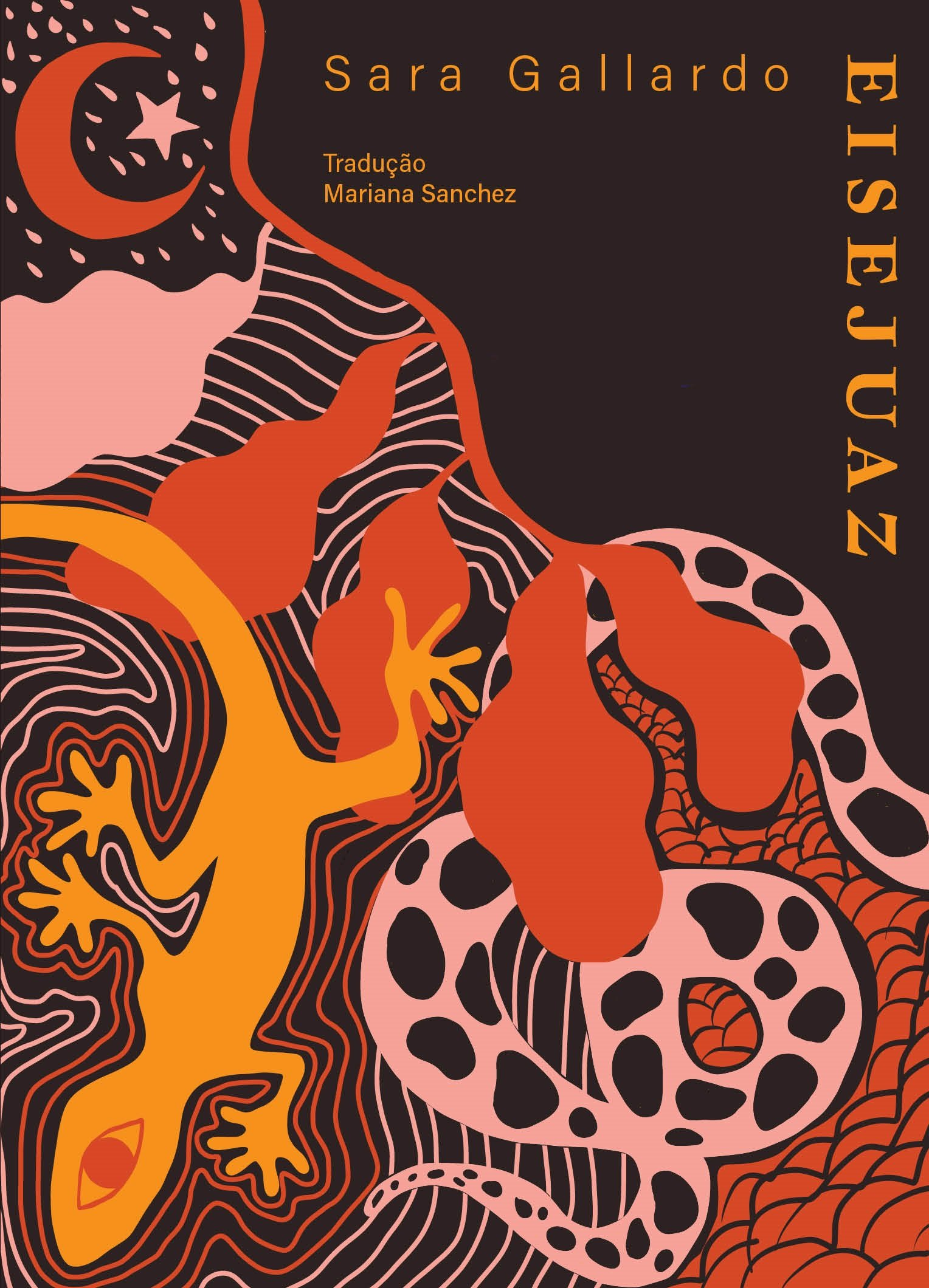 Eisejuaz, livro de Sara Gallardo