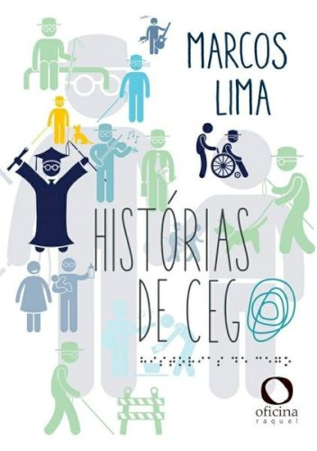 Blind stories, livro de Marcos Lima