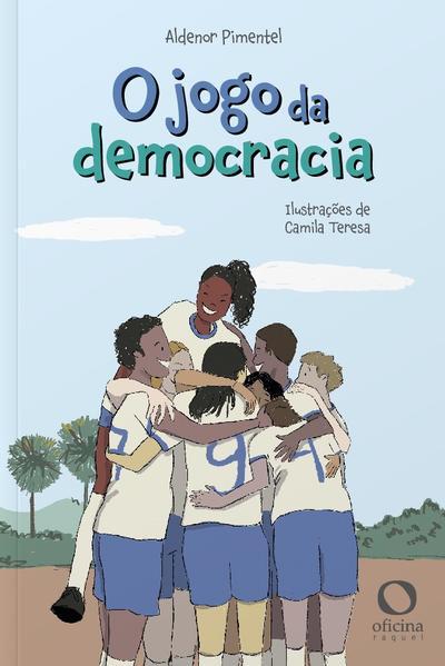 O jogo da democracia, livro de Aldenor Pimentel