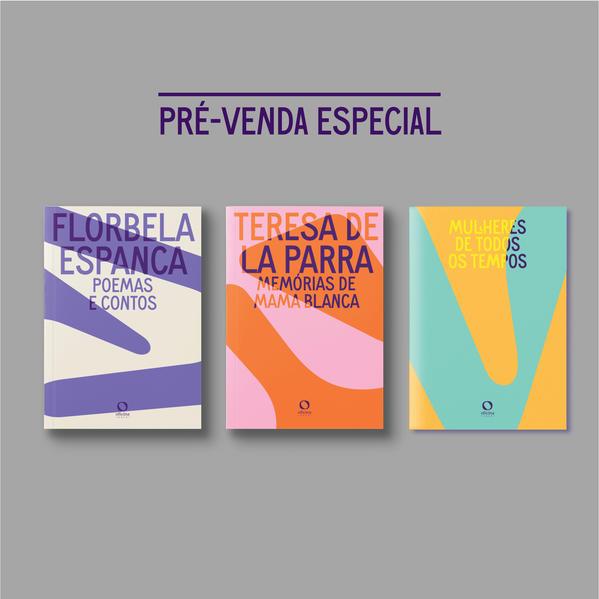 Mulheres de Todos os Tempos, livro de Florbela Espanca, Teresa de la Parra