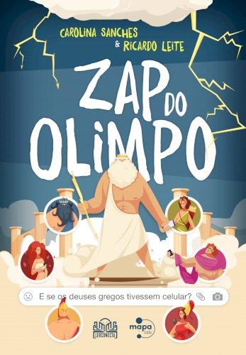Zap do Olimpo, livro de Carolina Sanchez, Ricardo Leite