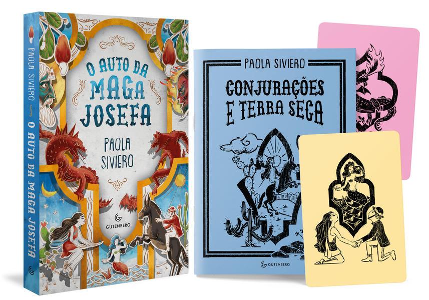 O auto da maga Josefa - Edição Com Brinde até o dia 30/07/2021, livro de Paola Siviero