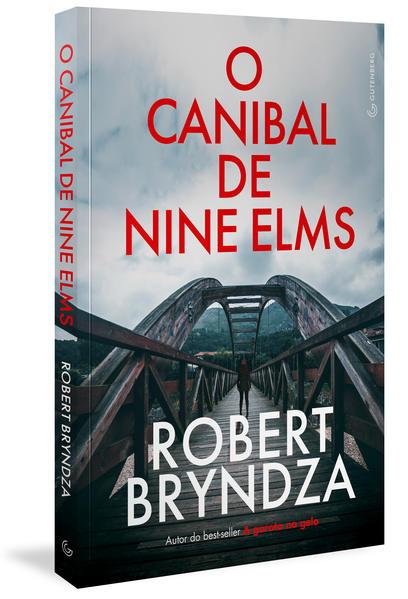 O canibal de Nine Elms, livro de Robert Bryndza
