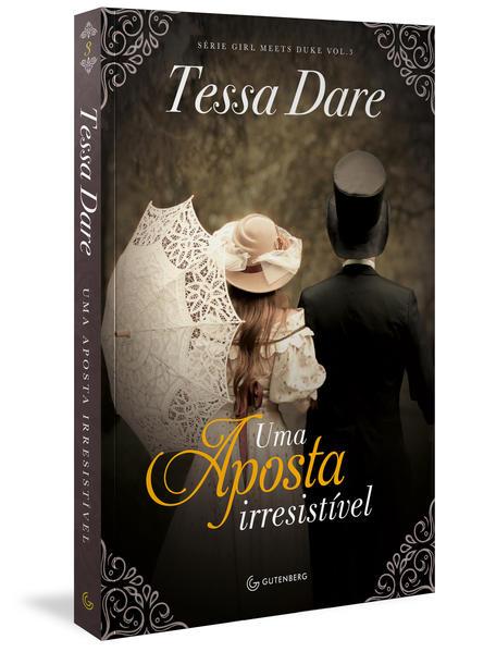 Uma aposta irresistível, livro de Tessa Dare, A C Reis