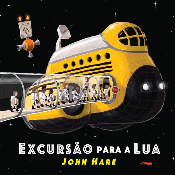 Excursão para a lua, livro de John Hare