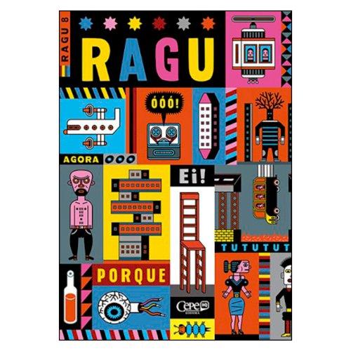 Ragu 8, livro de Vários Autores