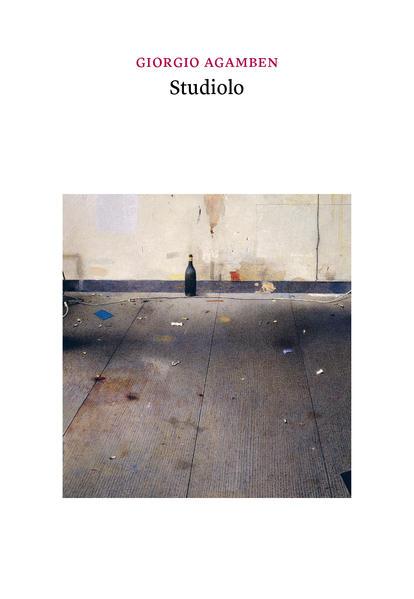 Studiolo, livro de Giorgio Agamben