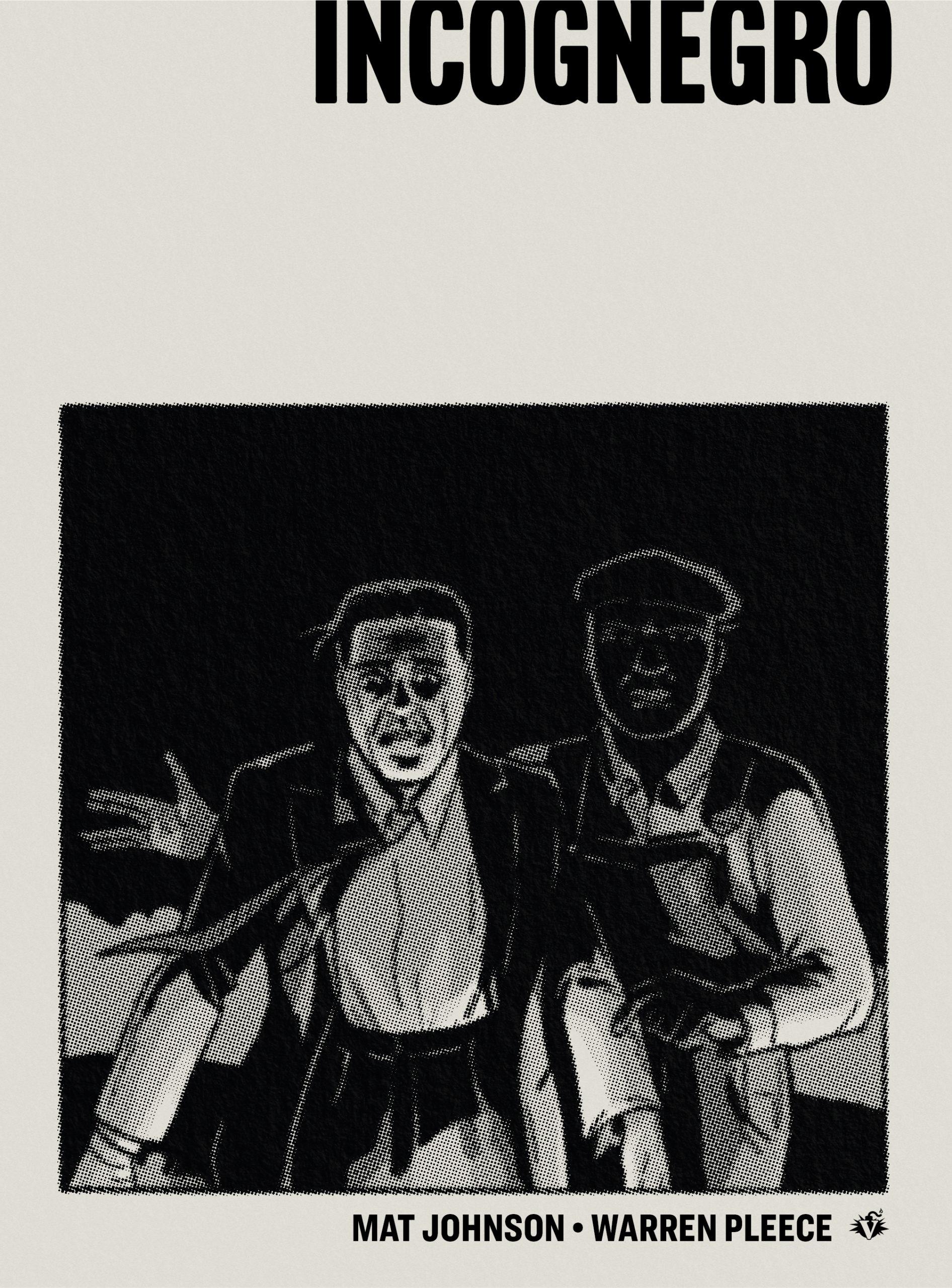 Incognegro, livro de Mat Johnson, Warren Pleece
