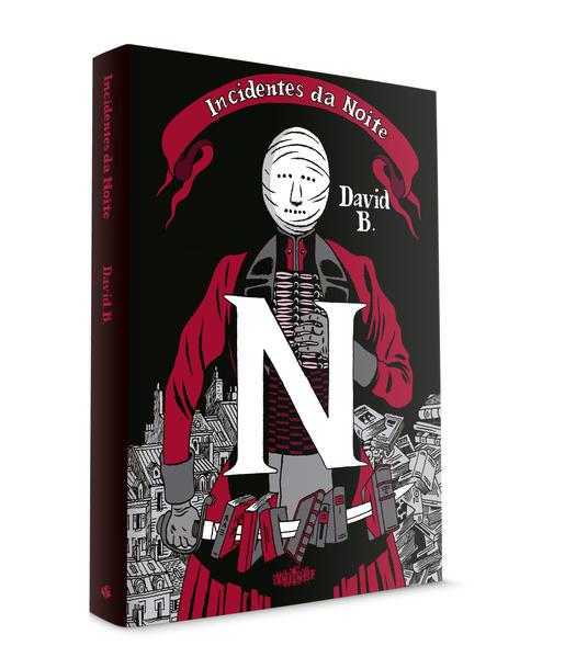 Incidentes da Noite, livro de David B.