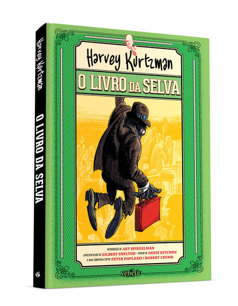 O Livro da Selva, livro de Harvey Kurtzman