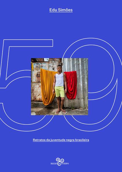 59 - Retratos da juventude negra brasileira, livro de Edu Simões, Shep Forman