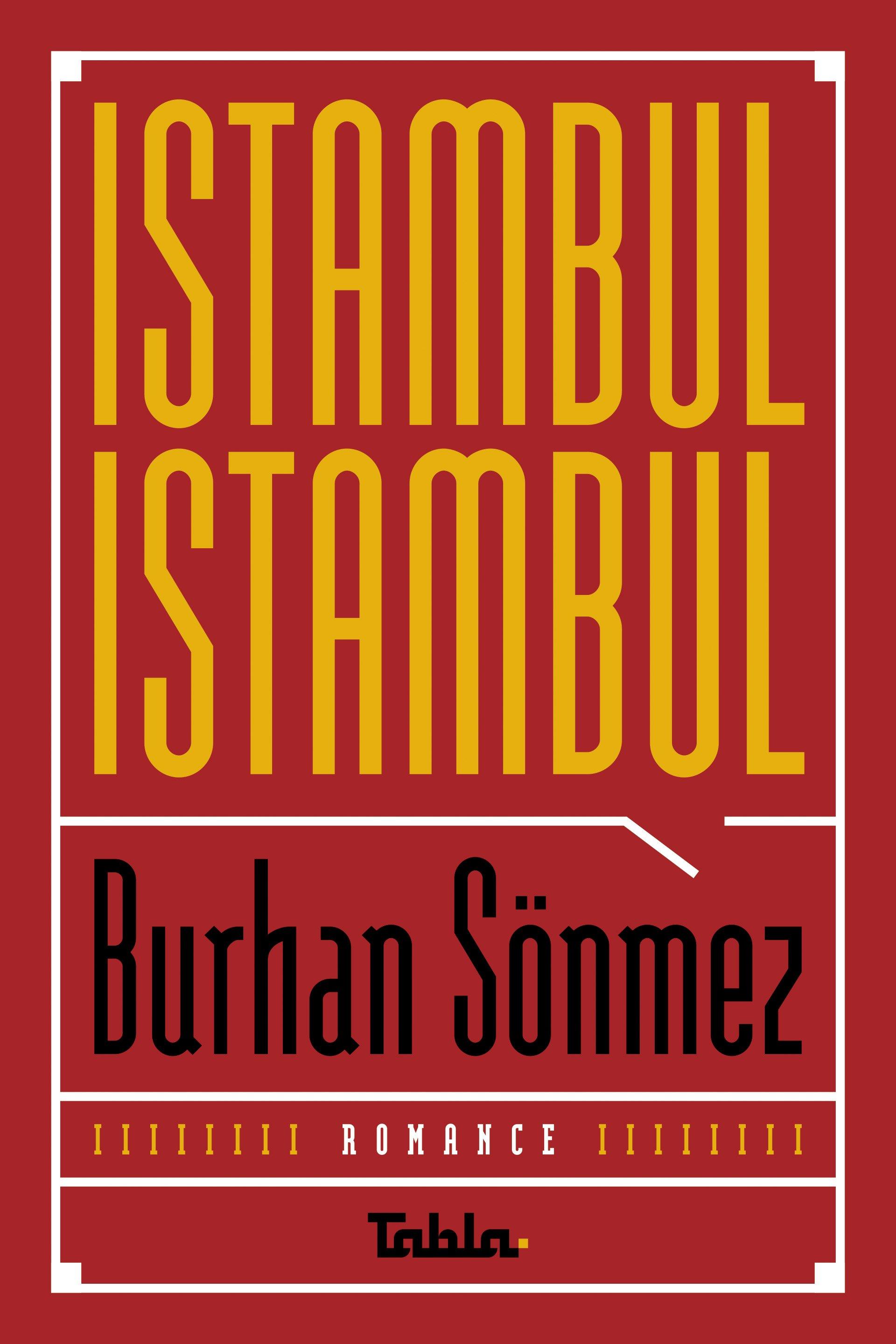 Istambul Istambul, livro de Burhan Sönmez