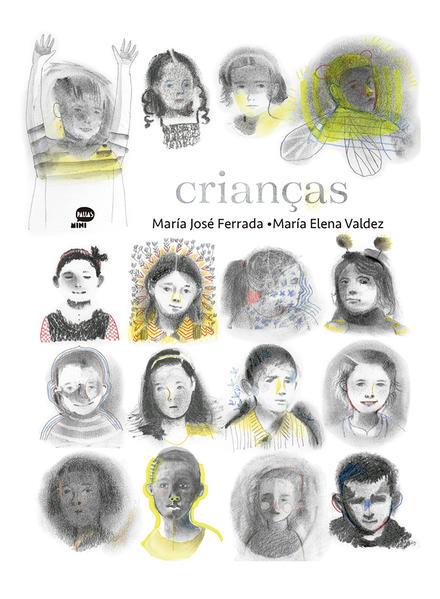 Crianças, livro de María José Ferrada