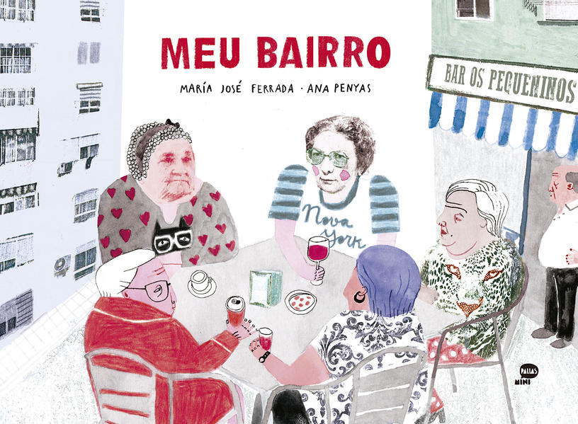 Meu bairro, livro de María José Ferrada