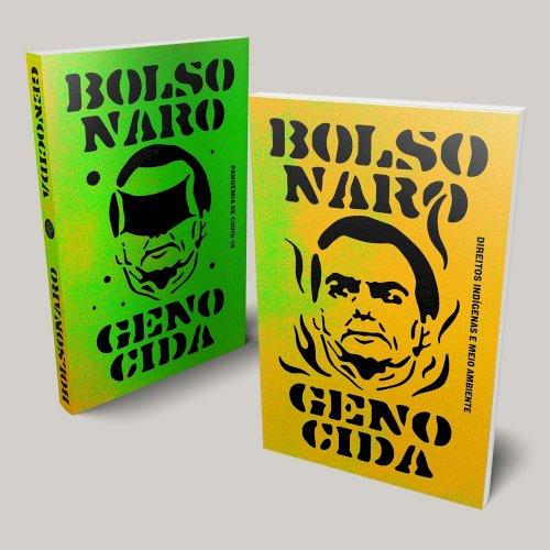 Bolsonaro genocida, livro de Tadeu Breda (ed.)