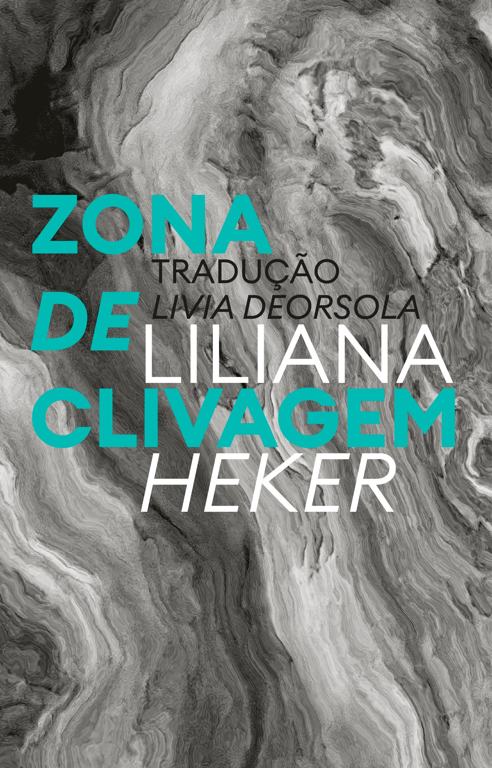 Zona de clivagem, livro de Liliana Heker