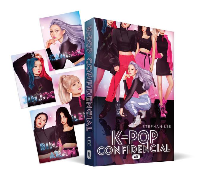 K-pop confidencial + Brindes (Cards exclusivos), livro de Stephan Lee