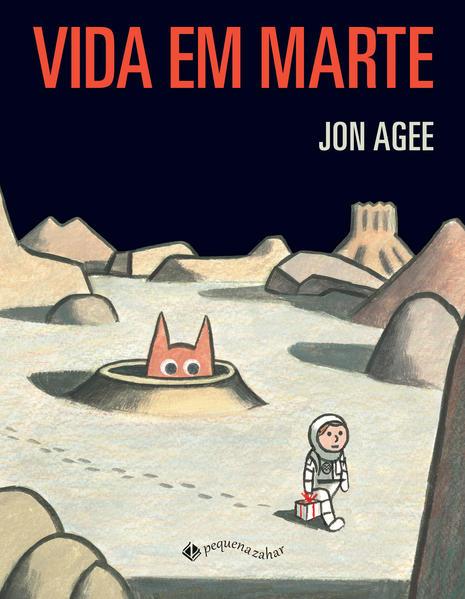 Vida em Marte, livro de Jon Agee