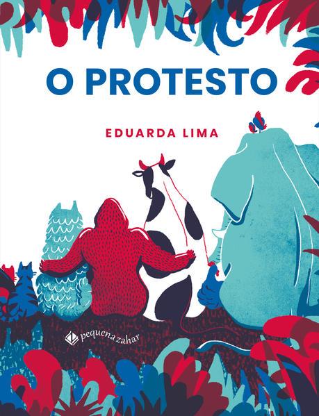 O protesto, livro de Eduarda Lima
