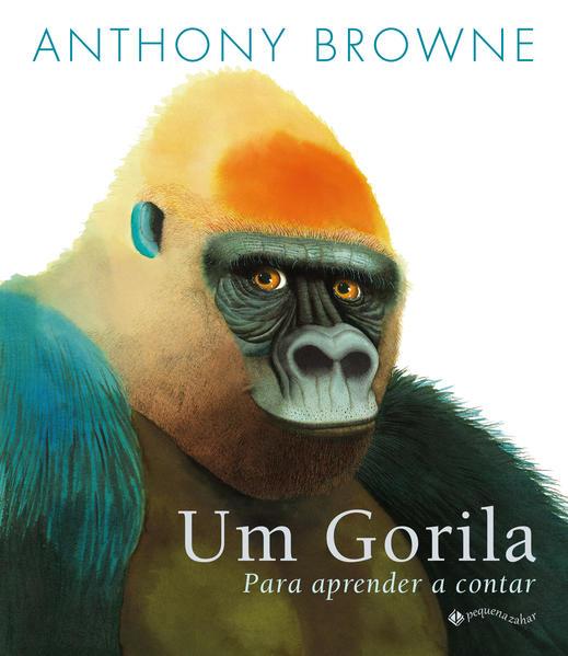 Um Gorila. Para aprender a contar, livro de Anthony Browne