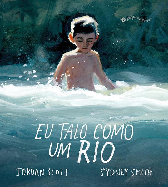 Eu falo como um rio, livro de Jordan Scott