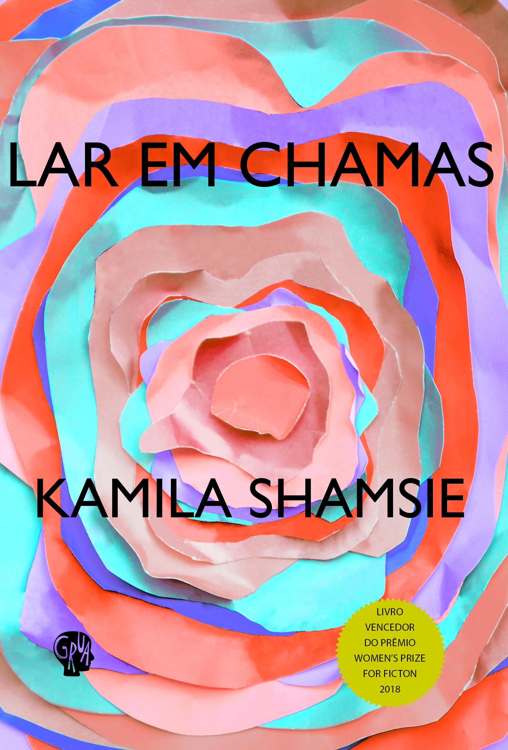 Lar em chamas, livro de Kamila Shamsie