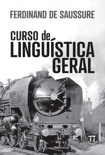 Curso de linguística geral, livro de Ferdinand de Saussure