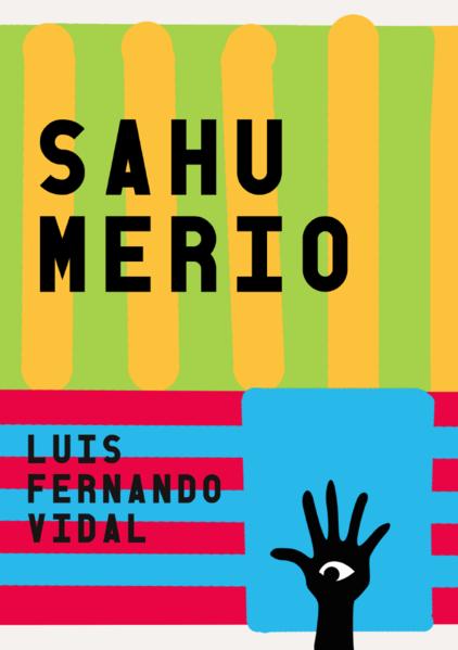 Sahumerio, livro de Luis Fernando Vidal