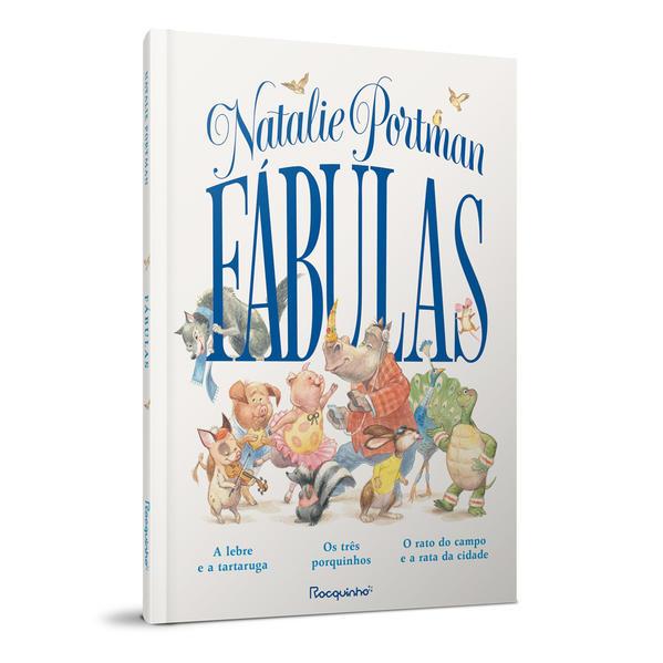 FÁBULAS, livro de Natalie Portman