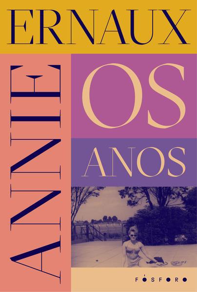 Os anos, livro de Annie Ernaux