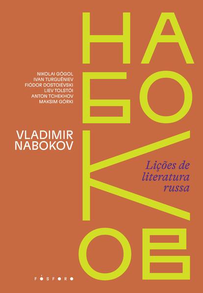 Lições de Literatura Russa, livro de Vladimir Nabokov