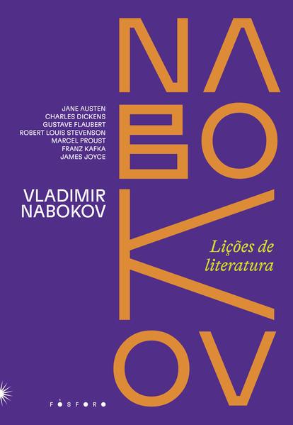 Lições de Literatura, livro de Vladimir Nabokov