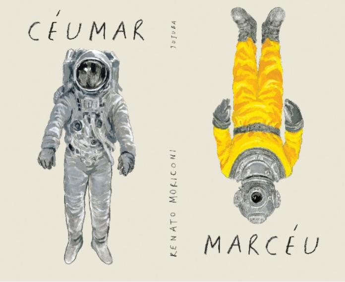 Céumar marcéu, livro de Renato Moriconi