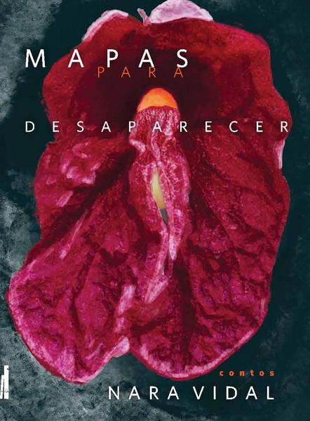 Mapas para desaparecer, livro de Nara Vidal