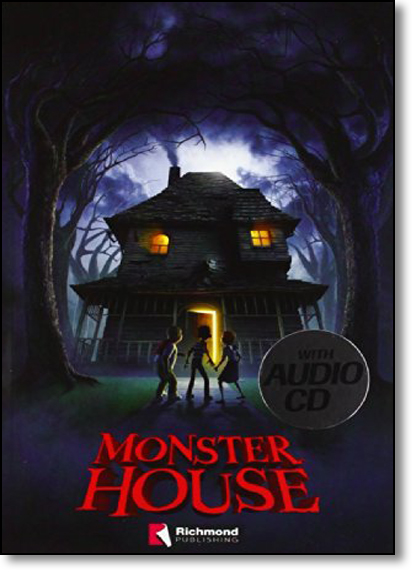 Monster House, livro de HARMON