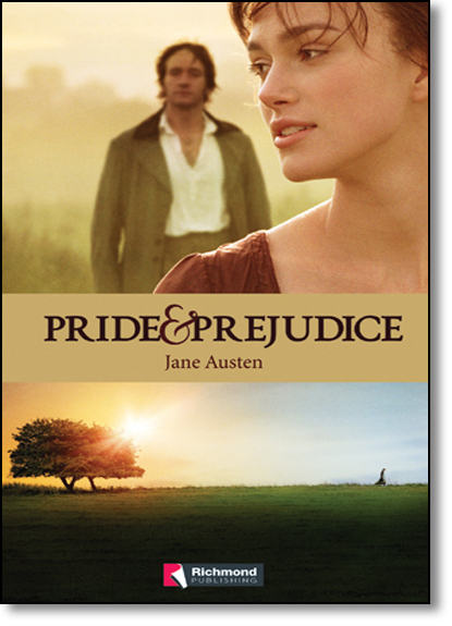 Pride & Prejudice - With Cd de Áudio - Level 3, livro de Jane Austen