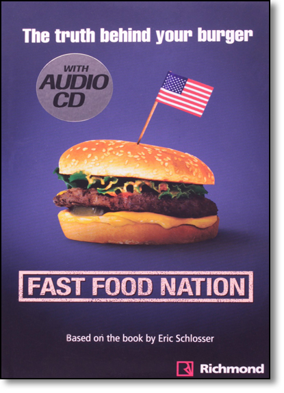 Fast Food Nation - Intermediate - Acompanha Cd de Áudio, livro de Editora Richmond
