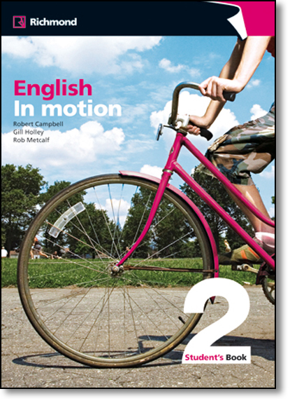 English In Motion: Student s Book - Vol.2, livro de Robert Campbell