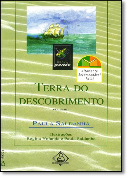 Terra do Descobrimento, livro de Paula Saldanha