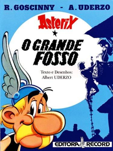 O grande fosso (Nº 25), livro de Albert Uderzo e René Goscinny