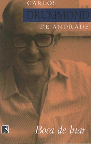 Boca De Luar, livro de Carlos Drummond De Andrade